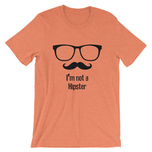 I Am Not A Hipster T-Shirt– Shop for I Am Not A Hipster Unisex T-Shirts Online – Desseni