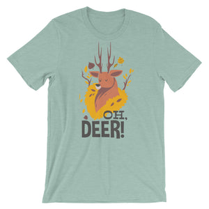 Oh Deer T-Shirt– Shop for Oh Deer Unisex T-Shirts Online – Desseni