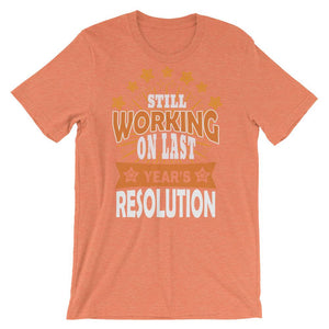 Working Year's T-Shirt– Shop for Working Year's Unisex T-Shirts Online – Desseni