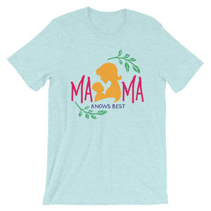 Mama Knows Best T-Shirt– Shop for Mama Knows Best Unisex T-Shirts Online – Desseni