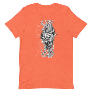 Great Pain Unisex T-Shirt - desseni