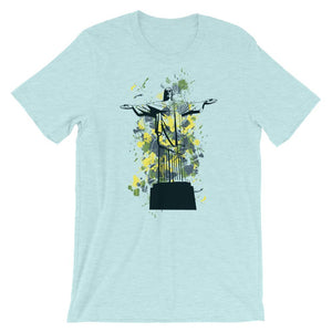 Christ the Redeemer Unisex T-Shirt - desseni