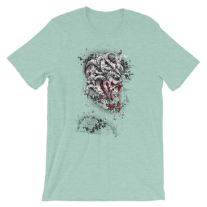 Snake Haired Monster T-Shirt– Shop for Snake Haired Monster Unisex T-Shirts Online – Desseni