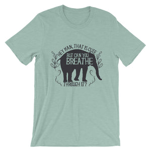 Cute Elephant T-Shirt– Shop for Cute Elephant Unisex T-Shirts Online – Desseni
