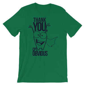 Thank You Unisex T-Shirt - desseni