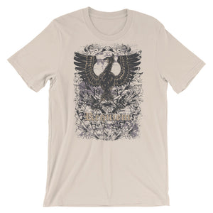 Griffin and Grunges Unisex T-Shirt - desseni