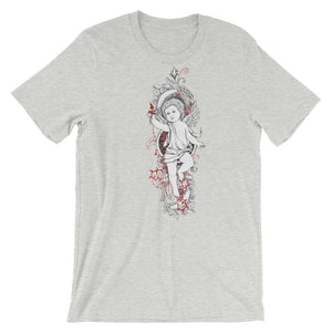 Engraved Angel T-Shirt– Shop for Engraved Angel Unisex T-Shirts Online – Desseni\
