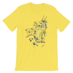 Dragon Drawing T-Shirt– Shop for Dragon Drawing Unisex T-Shirts Online – Desseni