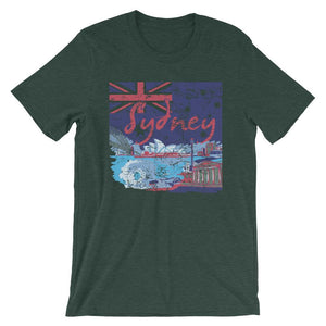 Sydney T-Shirt– Shop for Sydney Unisex T-Shirts Online – Desseni