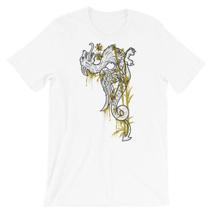 Dragon Unisex T-Shirt - desseni