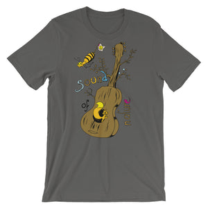 Sound Nature T-Shirt– Shop for Sound Nature Unisex T-Shirts Online – Desseni