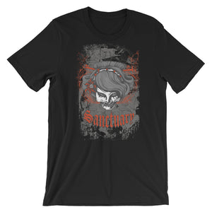 Sanctuary  Unisex  T-Shirt - desseni