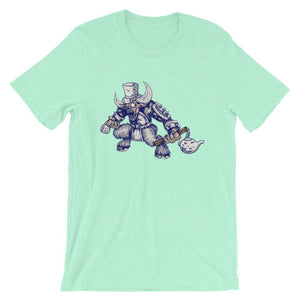 Tea Monster T-Shirt– Shop for Tea Monster Unisex T-Shirts Online – Desseni