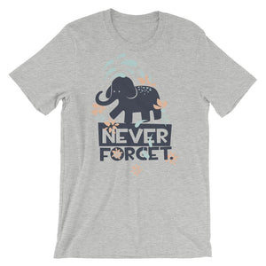 Never Forget T-Shirt– Shop for Never Forget Unisex T-Shirts Online – Desseni