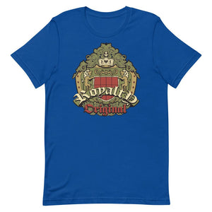 Royalty Original Unisex T-Shirt - desseni