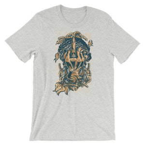 Middle Finger Unisex T-Shirt - desseni