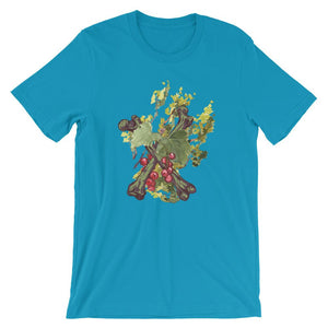 Bones And Grapes T-Shirt– Shop for Bones And Grapes Unisex T-Shirts Online – Desseni
