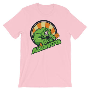 Alligators Unisex T-Shirt - desseni