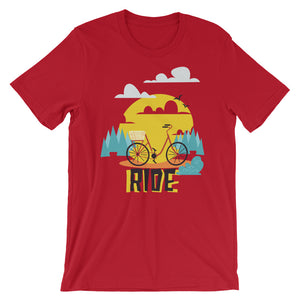 Ride T-Shirt– Shop for Ride Unisex T-Shirts Online – Desseni