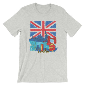 London T-Shirt– Shop for London Unisex T-Shirts Online – Desseni