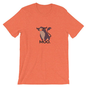 Moo T-Shirt– Shop for Moo Unisex T-Shirts Online – Desseni