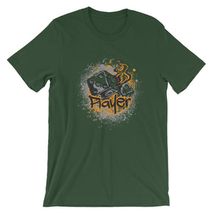 Die Player Unisex T-Shirt - desseni