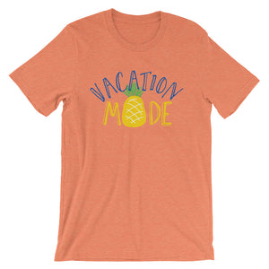 Vacation Mode T-Shirt– Shop for Vacation Mode Unisex T-Shirts Online – Desseni