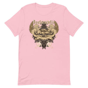 Lions And Skulls Inclementia Unisex T-Shirt - desseni