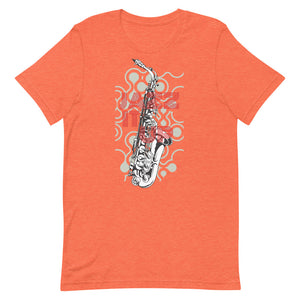 Jazz It Up Short-Sleeve Unisex T-Shirt