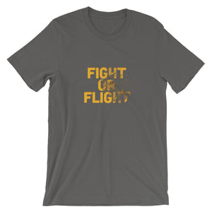 Fight Or Flight T-Shirt– Shop for Fight Or Flight Unisex T-Shirts Online – Desseni