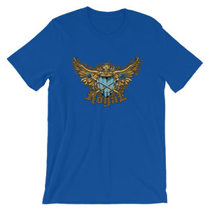 Royal Unisex T-Shirt - desseni