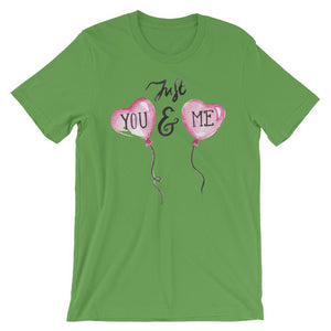 You And Me T-Shirt– Shop for You And Me Unisex T-Shirts Online – Desseni
