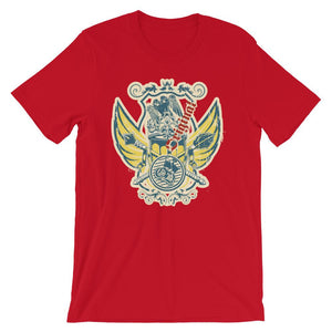 Original Royal Unisex T-Shirt - desseni