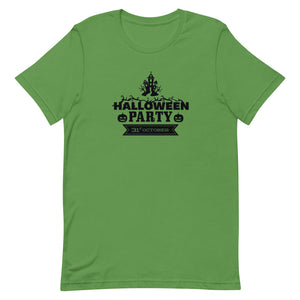 Halloween Party Short-Sleeve Unisex T-Shirt