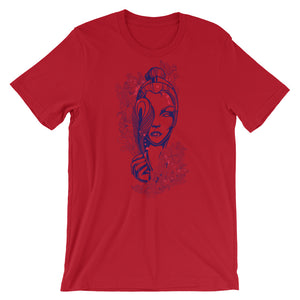 Mysterious Women Unisex T-Shirt