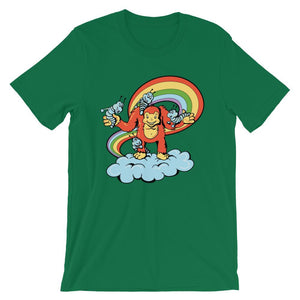 Above The Clouds Funny T-Shirt– Shop for Above The Clouds Funny Unisex T-Shirts Online – Desseni