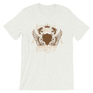 Womens And Skulls Ash T-Shirt– Shop for Womens And Skulls Unisex T-Shirts Online – Desseni