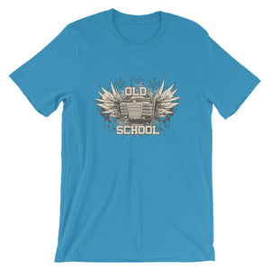 Old School T-Shirt– Shop for Old School Unisex T-Shirts Online – Desseni