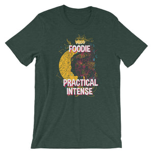 Virgo Foodie Practical Intense Unisex T-Shirt