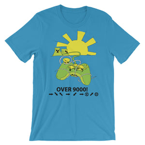 Over 9000 T-Shirt– Shop for Over 9000 Unisex T-Shirts Online – Desseni
