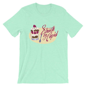 Struck By Cupid T-Shirt– Shop for Struck By Cupid Unisex T-Shirts Online – Desseni
