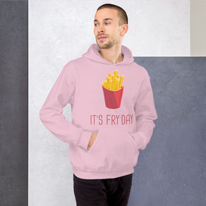 It's Fry Day Hoodie - desseni
