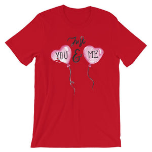 You And Me Unisex T-Shirt