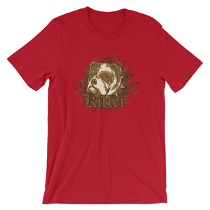 Wild Bulldog T-Shirt– Shop for Wild Bulldog Unisex T-Shirts Online – Desseni