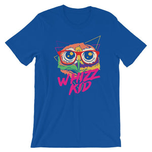Whizz Kid Unisex T-Shirt - desseni