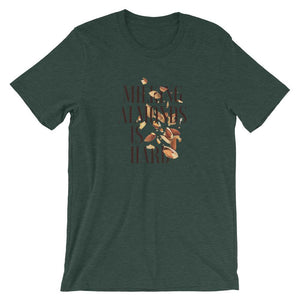 Milking Almonds Is Hard T-Shirt– Shop for Milking Almonds Is Hard Unisex T-Shirts Online – Desseni