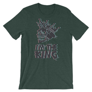 I'm The King T-Shirt– Shop for I'm The King Unisex T-Shirts Online – Desseni