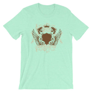 Womens And Skulls Mint T-Shirt– Shop for Womens And Skulls Unisex T-Shirts Online – Desseni