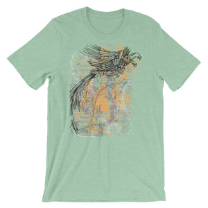 Carrion Crow T-Shirt– Shop for Carrion Crow Unisex T-Shirts Online – Desseni
