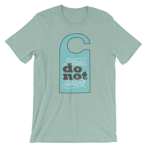 Please Do Not Disturb T-Shirt– Shop for Please Do Not Disturb Unisex T-Shirts Online – Desseni